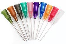 Dispense All 10 Pack Dispensing Needle 1 Blunt Needle Tip Luer Lock