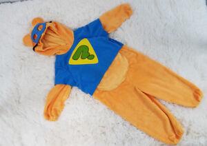 715e88c15129 Disney Store Winnie The Pooh Bear Super Hero Halloween Costume Kid ...
