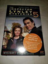 Inspector Lynley Mysteries 5 - Box Set (DVD, 2007, 4-Disc Set)