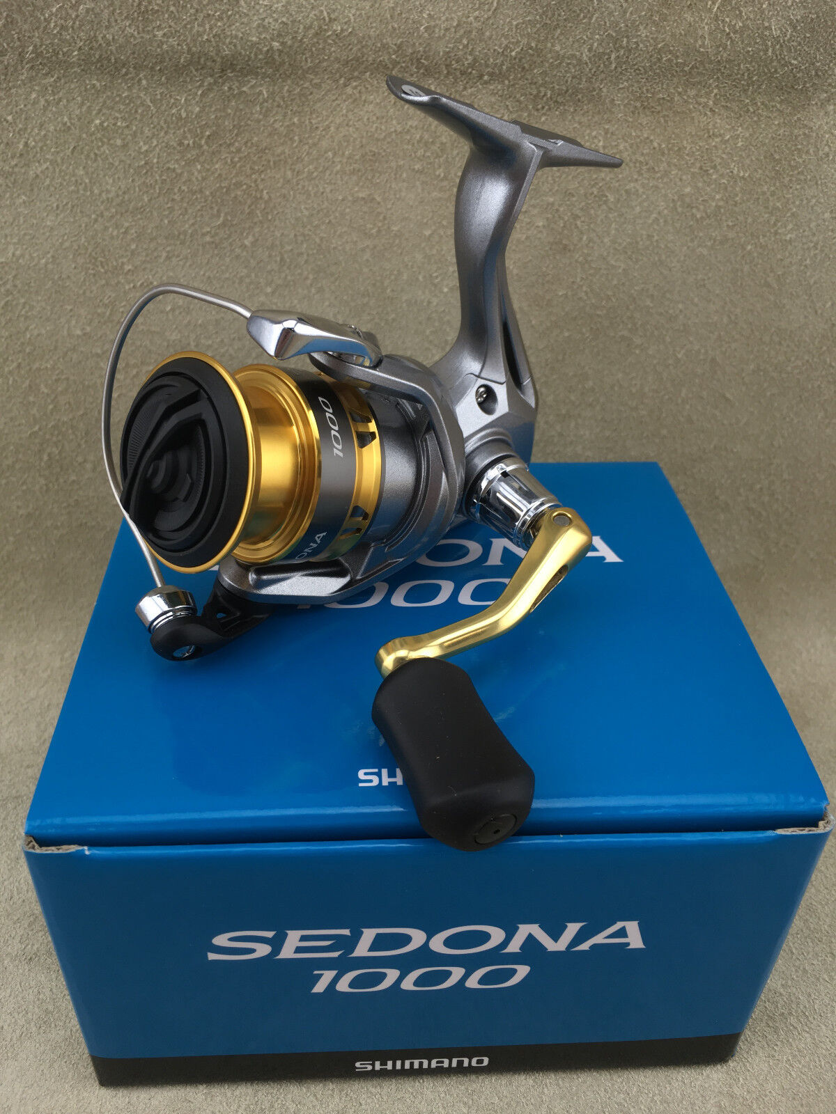 Shimano Sedona Fi Spinning Carretes Arrastre Frontal Frontal Frontal 1000 - 5000 Varios Tamaños f4ba6f