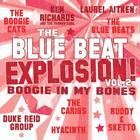 The Blue Beat Explosion-Boogie von Various Artists (2013)