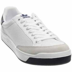 adidas-Rod-Laver-Super-Sneakers-Casual-Sneakers-White-Mens-Size-8-D