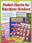 Pocket Charts for Emergent Readers : 30 Fun, Interactive Cross-Curricular Charts That Build Literacy by Valerie Schifferdanoff (1998, Paperback)