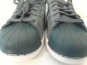 adidas Superstar Hombre Verdes Ante Shell Zapatilla Bz0200