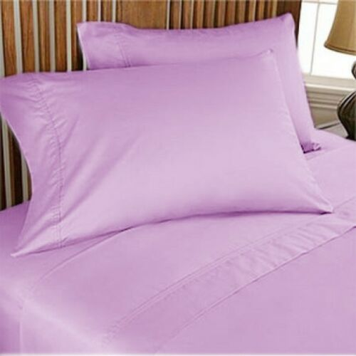 1000TC SOFT EGYPTIAN COTTON ALL BEDDING ITEMS FULL SIZE NEW COLOR SOLID//STRIPED