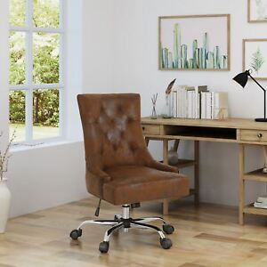 Bagnold Home Office Microfiber Desk Chair Ebay