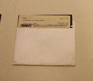 Woolly-039-s-Garden-by-MECC-for-Apple-II-Apple-IIe-Apple-IIc-Apple-IIGS