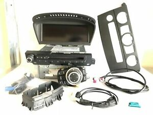 BMW E60 E61 E63 M5 M6 5 6 Series CIC DVD HDD Professional Navigation SAT NAV SET
