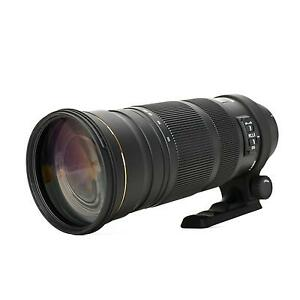 Sigma-120-300mm-f2-8-Apo-Ex-Dg-OS-HSM-Alta-Calidad-Objetivo-con-Zoom-para-Canon