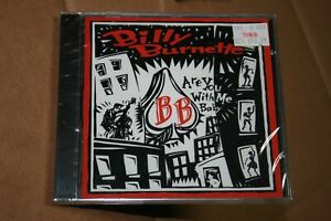 BILLY BURNETTE Are You CD 2000 Rockabilly *fleetwood mac KENNY VAUGHAN New Seale