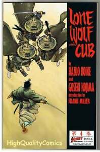 LONE-WOLF-and-CUB-4-VF-Frank-Miller-Koike-Kojima-1987-more-in-store