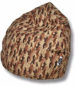 patchhome-Beanbag-Chair-Camouflage-XL-XXXL-Seat-Cushion-Floor-Pillow-Sack