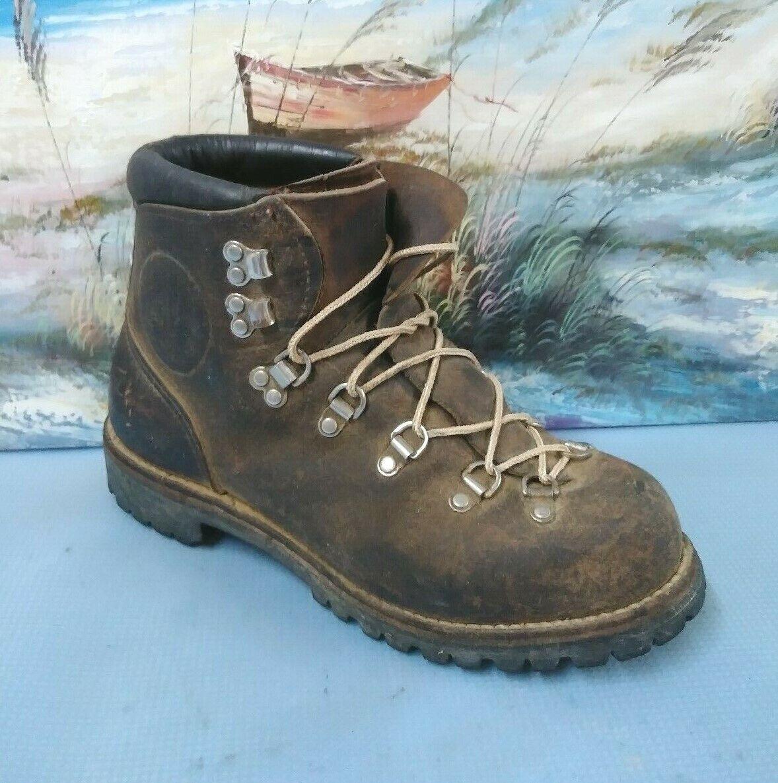botas Para Excursionismo Vasque Marrón Vibram Montañismo Hombre US 8 C 29415