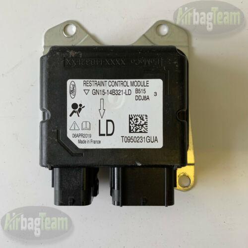 GN1514B321LD Ford EcoSport Airbag ECU Control Module Sensor No Crash Data