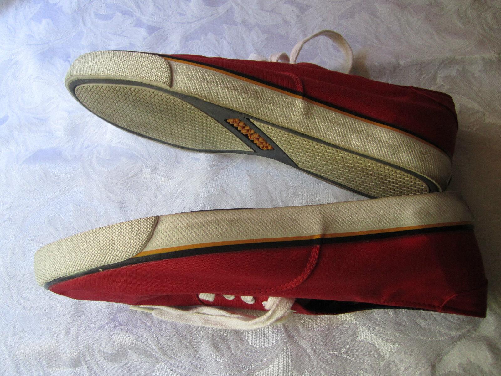 Classic Cole Haan Sneakers Sporting ROT Boat Schuhes Sneakers Haan   Herren 11 ½ M 328fdd