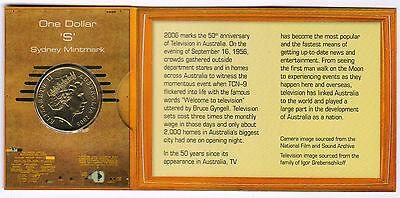 28th Commonwealth Games 2006 RAM Dollar $1 UNC M Mintmark
