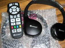 CHRYSLER VES UCONNECT Headphones OEM PART AUDIO KIT W REMOTE 05091246AA NEW