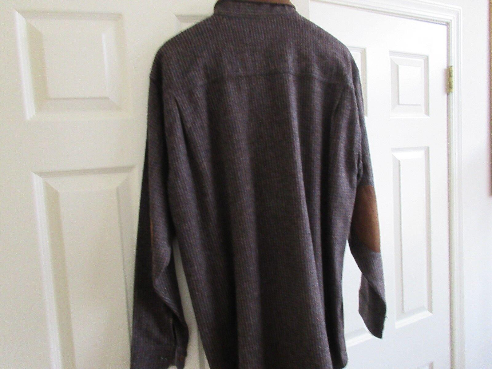 Woolrich , Men's Sweater / Jacket , Size XL, 85% Wool ,