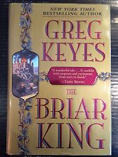 The Briar King by Greg Keyes 1st Edition Hardback Ballantine Books