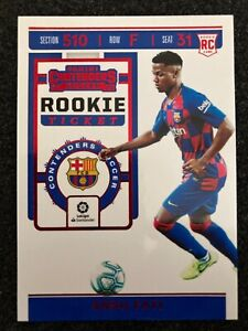 Ansu-Fati-Chronicles-Contenders-ROOKIE-TICKET-TMall-Red-Parallel-BARCELONA-RC