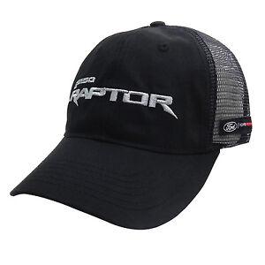 official photos 27961 288f0 Image is loading Ford-F-150-Raptor-Mesh-Back-Black-Baseball-
