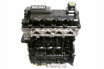 BMW MINI Cooper S R52 R53 New Reconditioned 1.6 Supercharged Engine