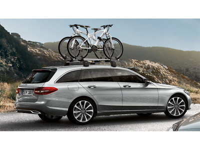C205 TEMA MENABO Roof bars theme Mercedes C Class Coupe 3 doors from 2015 onwards