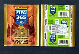PANINI 1 Sac FIFA 365 2018 Bustina pochette Pack sobres Packet 18