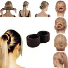 Women Hair Accessories New Bun Hair Band Hair Twist Styling Braid Tools