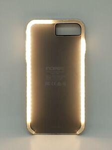 promo code 5279b a8411 Details about Incipio Iphone 8 Plus 7 6 Plus Light Up Selfie Case Lux brite