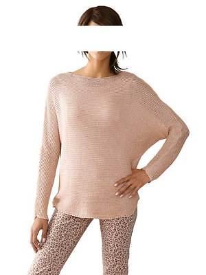 Pullover Designer Pullover Heine apricot oversized Gr 40/42