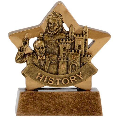 * Gravure Gratuite *. Préfet pour les écoles Awards Personnalisé de l/'histoire Trophée