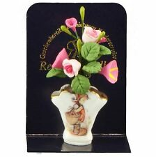 Reutter Porzellan Vase Hummel Blumenvase Puppenstube 1:12 Art. 1.905/0