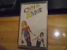 SEALED RARE OOP Cheiro De Amor CASSETTE TAPE Bahia BRAZIL AXE Marcia Freire 1993