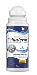Reliaderm-Advanced-Pain-Relief-Wholesale-Pack-of-6-lt-MANUFACTURER-LISTING-gt