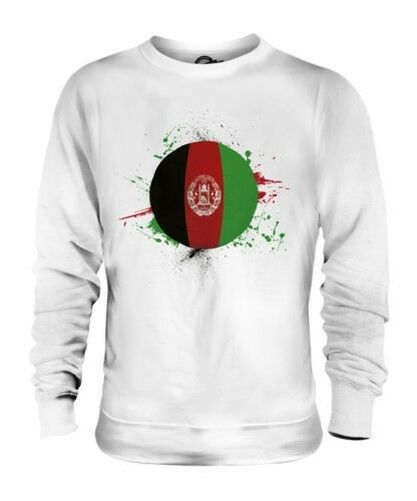 AFGHANISTAN FOOTBALL UNISEX SWEATER TOP GIFT WORLD CUP SPORT