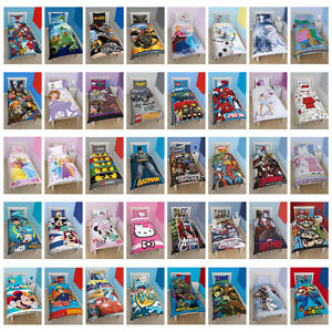 Kinder-Lizenz-Bettwaesche-Star-Wars-LEGO-Disney-Hello-Kitty-Marvel-Mario-Turtles