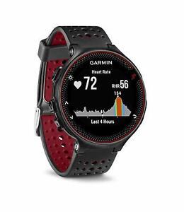 Garmin-Forerunner-235-Marsala-GPS-and-GLONASS-Running-Watch-010-03717-70