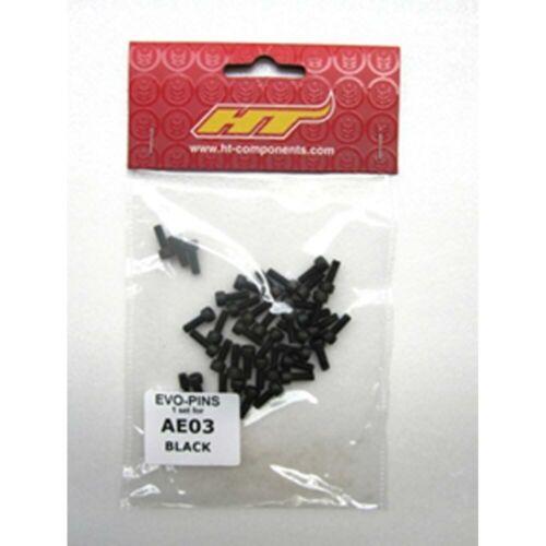 40 Ht Components Pin Kit Ae03//Me03 Black