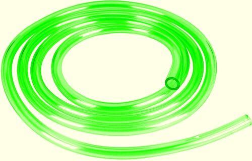 1 metros de 10 mm interior PVC manguera de agua manguera de aire comprimido manguera de gasolina jardín