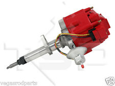 235 6 cylinder straight  HEI DISTRIBUTOR chevy chevrolet Red cap 216 inline
