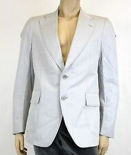 New Authentic Gucci Gray Jacket Blazer EU 50 R/US 40 R, 161230