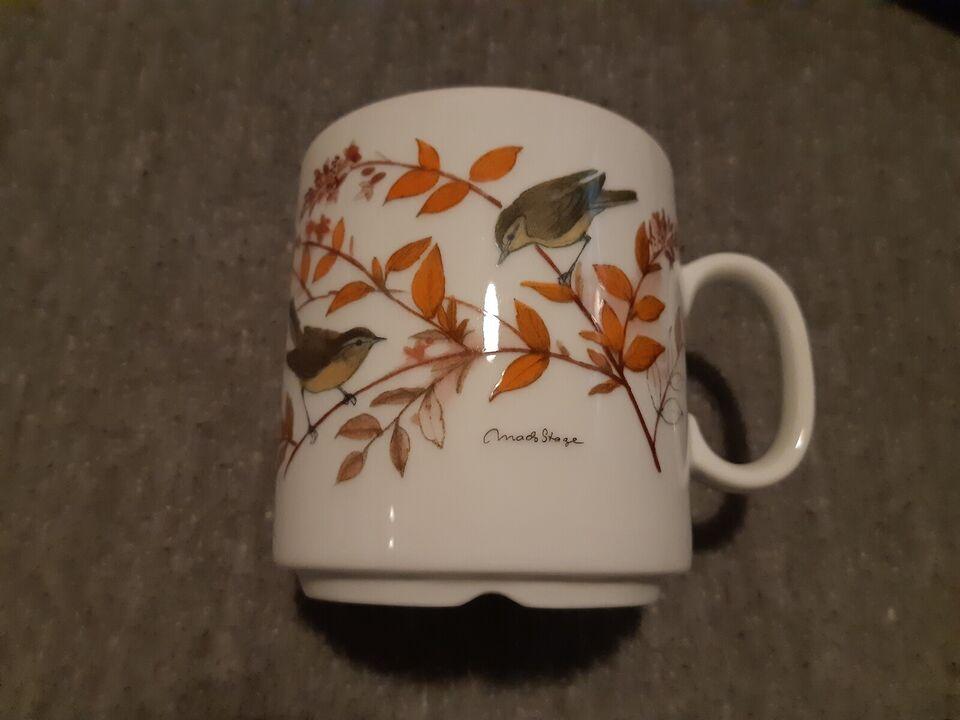 Porcelæn, Krus 2000