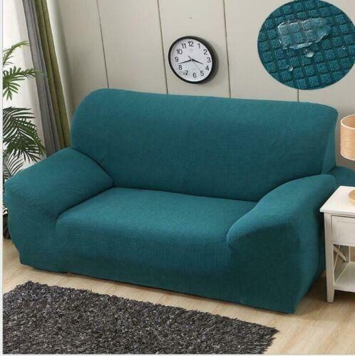 1//2//3 Sitzer Sofabezüge Schonbezug Elastic Stretch Sofa Protector Couch Decor