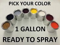 Pick Your Color - 1 Gallon - Ready To Spray Paint For Lexus Car / Suv