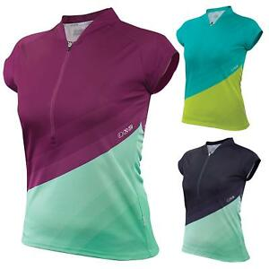 IXS colura Femmes Trail Jersey Vélo Maillot Shirt alpin Mtb Toutes VTT-afficher le titre d`origine nbAKKok5-07143836-510676955