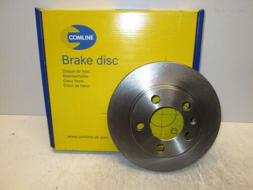 REAR BRAKE DISC FIT VW BORA 1998-2005 1.4 1.6 1.8 1.9 2.0 2.3 FSI SDI TDI T VR6