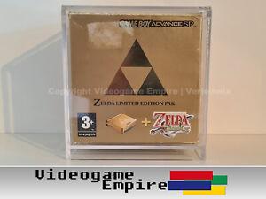 1x-Acryl-GameGuard-Nintendo-Game-Boy-Advance-SP-Konsole-GBA-SP-OVP-Schutzhuelle