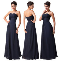 VINTAGE Long FORMAL Evening Party COCKTAIL Dress Bridesmaid Masquerade Prom Gown