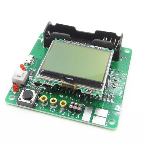 inductor-capacitor ESR meter DIY MG328 multifunction test US